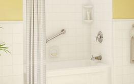 bathtub remodel - classic style