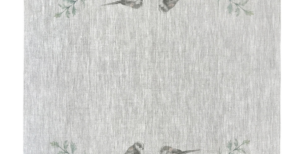 Long-tailed Tits Napkins - Set of 2
