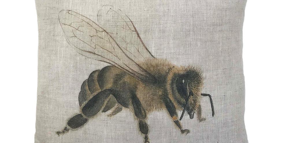 Honey Bee Cushion Cover
