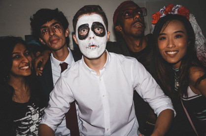 The Halloween BOP brought out some of Eddies' scariest skeletons