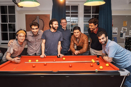 The Famous Pool Team of '19-'20