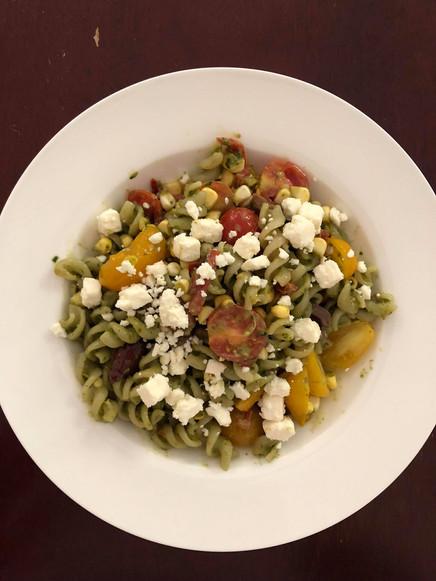 Spring Pesto Pasta