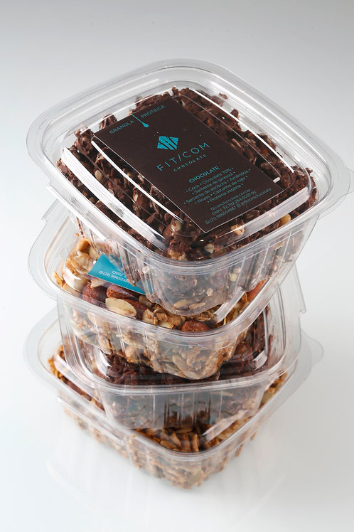 Granola Chocolate 70% (Refil - 240 g)