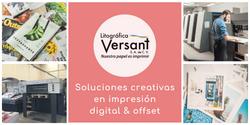 Litográfica Versant