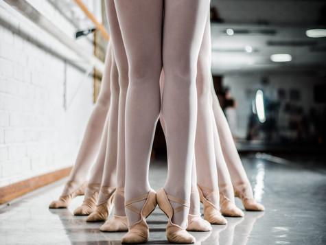 Nunca es tarde para hacer ballet