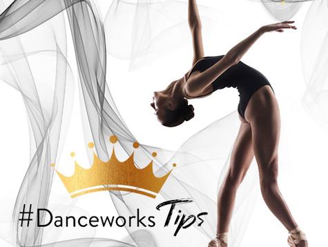 #DANCEWORKSTIPS, breves consejos que te servirán en tu formación de ballet.