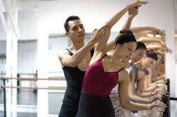 Ballet adultos iniciante