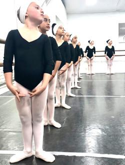 Formación en Ballet Clásico