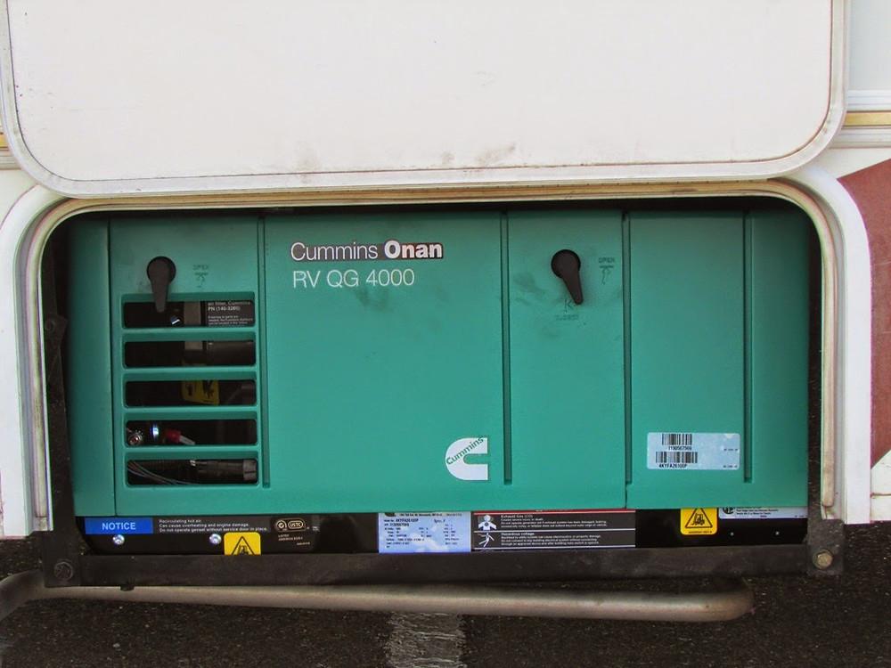 Cummins-Onan Generator