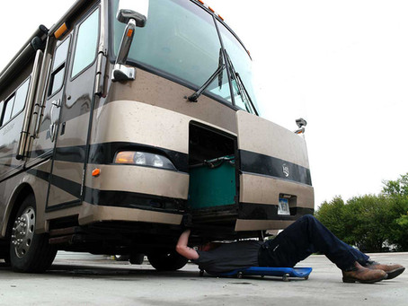 What To Do If Your RV Breaks Down While Traveling   Mid Florida RV Services