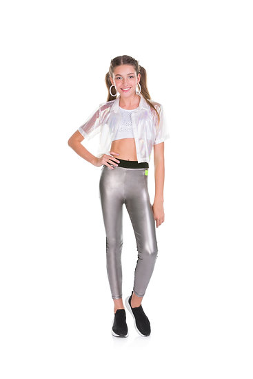 110887 LEGGING METALICA