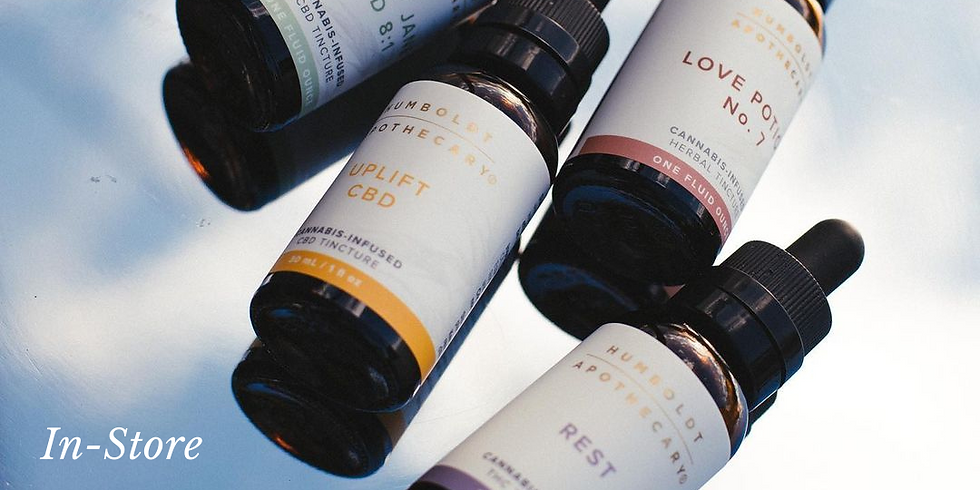 Humboldt Apothecary In-Store