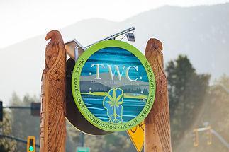 TWC Street Sign