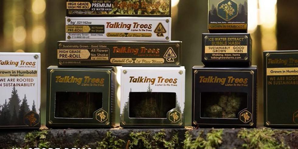 Talking Trees In-Store
