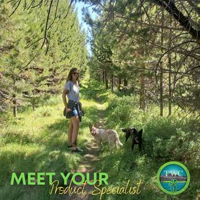 MEET YOUR PRODUCT SPECIALIST | Jasmine Enerson