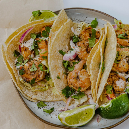 Cannabis Infused Spicy Cilantro Lime Tacos   Presented by Potli