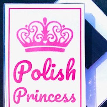 Polish Acrylic Magnet – Polish Princess