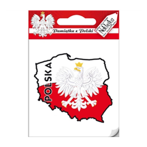 Polish Decal, Polska Country – Small