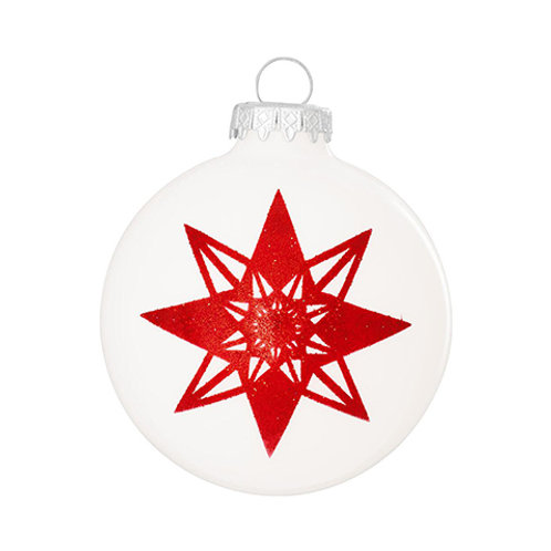 Polish Legend of the Polish Star Ornament