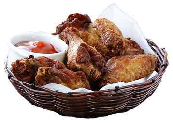 fried-chicken-wings-with-sauce-P28VCRM.p