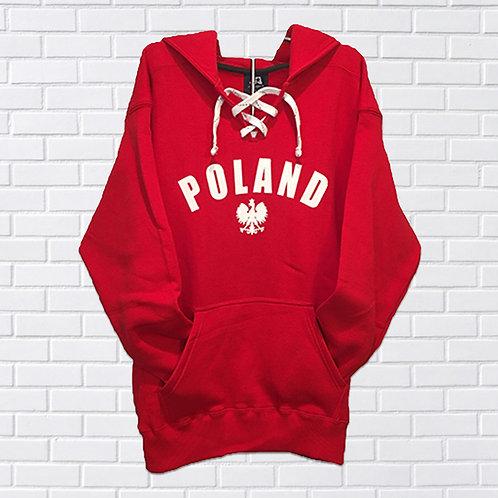 Polish Hoodie, Laces