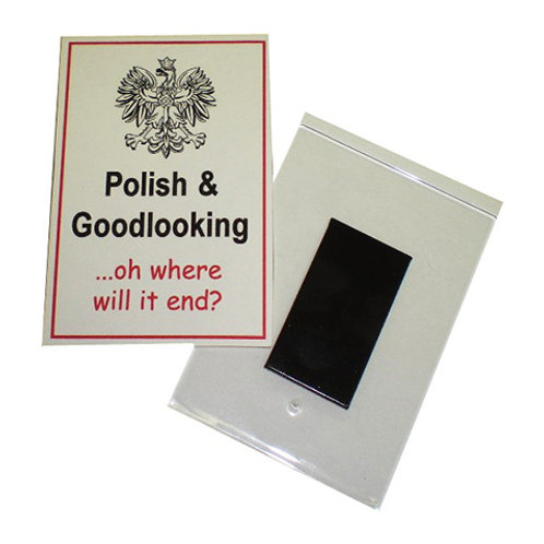 Polish Acrylic Magnet – Goodlooking