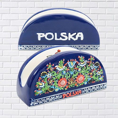 Polish Napkin Holder