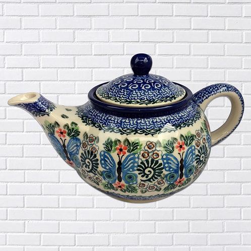 Polish Ceramic Teapot