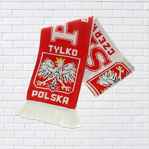 Scarf, Style #1 - Only Poland