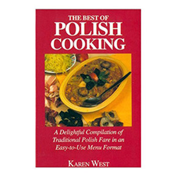 Polish Cookbook, The Best of Polish Cooking