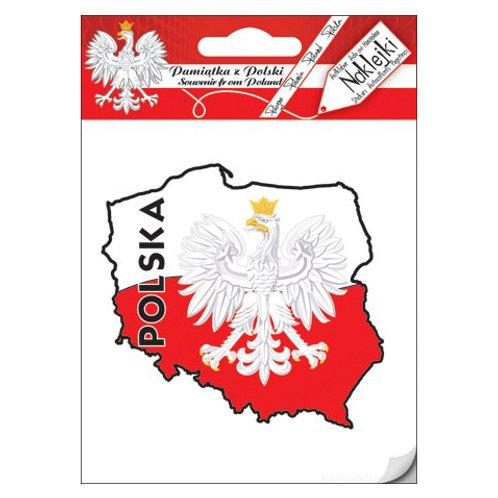 Polish Decal, Map 3-D