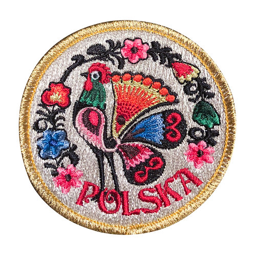 Polish Patch – Wycinank – Folk Art