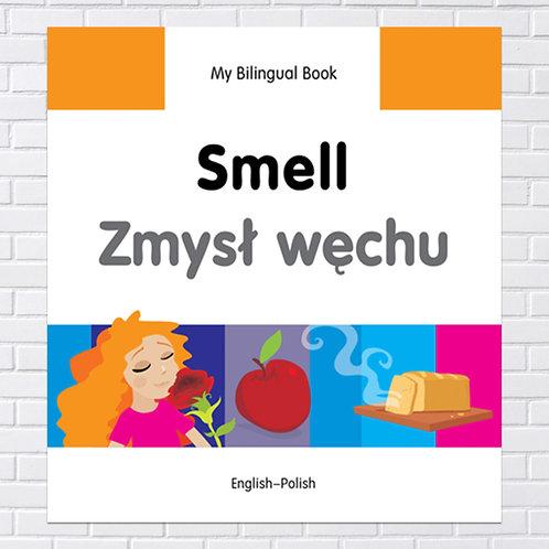 Polish Kids, Bilingual Book - Smell