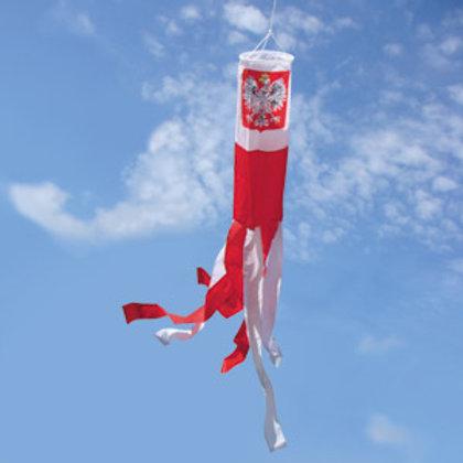 Jumbo Poland Windsock