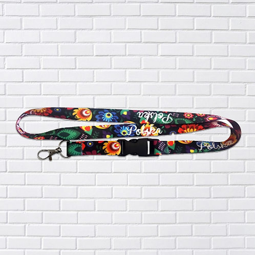 Polish Lanyard, Folk Art