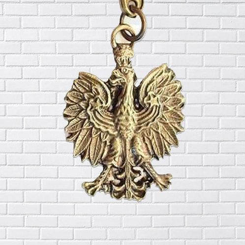 Polish Keychain, Eagle