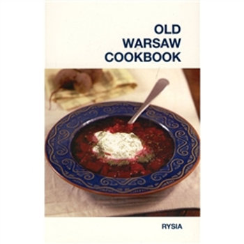 Polish Cookbook, Old Warsaw Cookbook