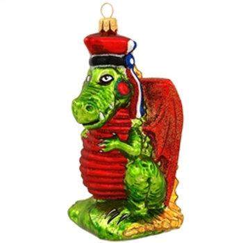 Wawel Dragon Ornament