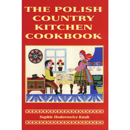 Polish Cookbook – Polish Country Cookbook