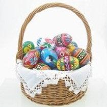 Pysanki Eggs, Baker's Dozen Medium