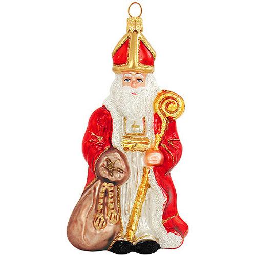 Polish Ornament, St. Nicholas