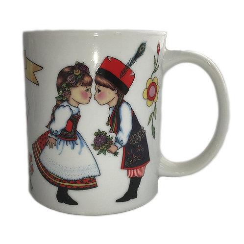 Polish Mug, I Love Poland