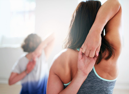 The Best Shoulder Stretches You Can Do At Home - Part 1