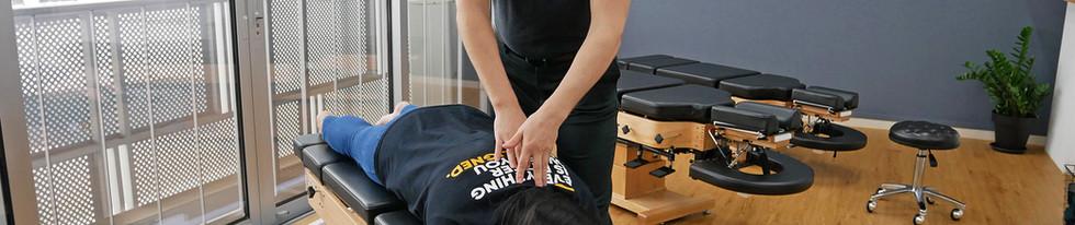 Adjustment | Align Chiropractic Singapore