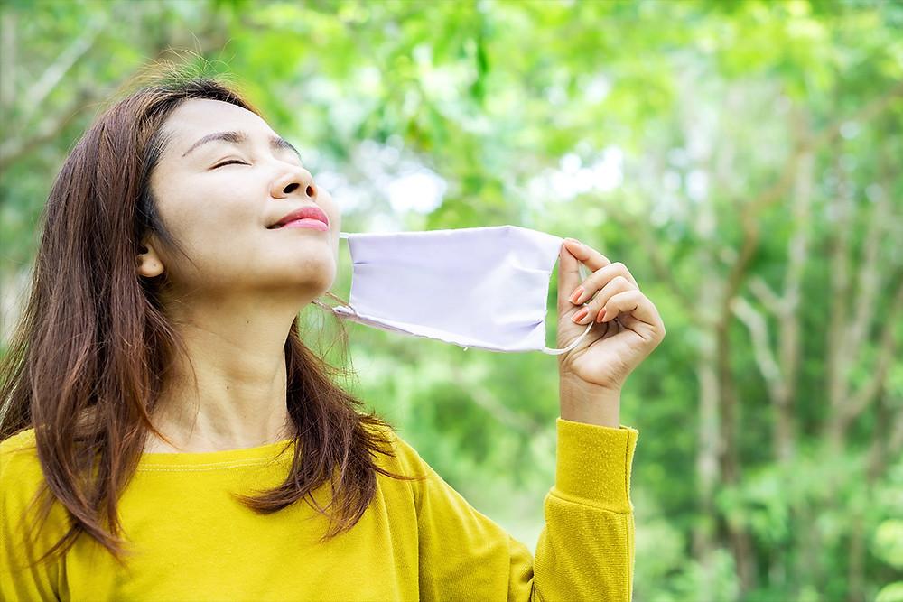 Singapore Chiropractic, breathing exercises, headaches