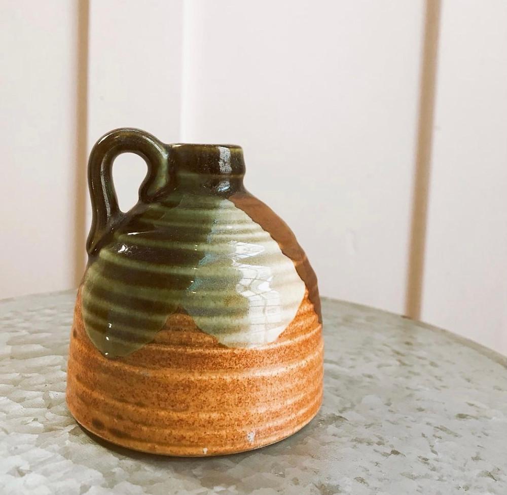 Ceramic jug vase from Plenty Boutique