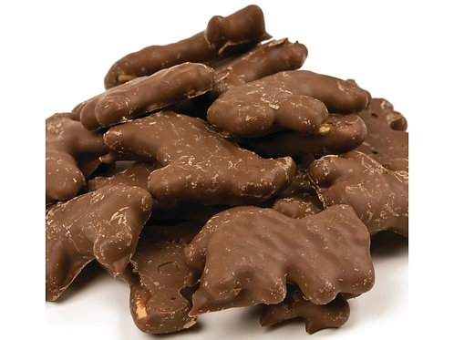 Chocolate Circus Animal Crackers, 1 lb.