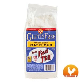 Bob's Red Mill® Gluten Free Whole Grain Oat Flour, 22 Oz