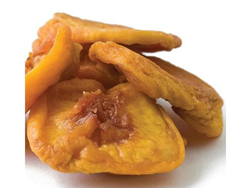 California Extra Choice Dried Peaches .45 lb.