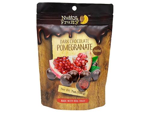 Dark Chocolate Pomegranate Chews, 7 oz.